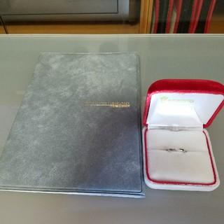 60万円ダイヤモンド指輪 鑑定書付(リング(指輪))