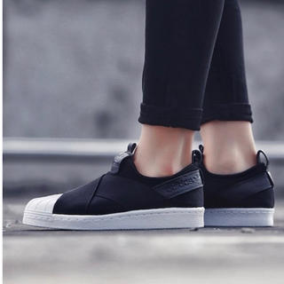 adidas - adidas SUPERSTAR Slip On