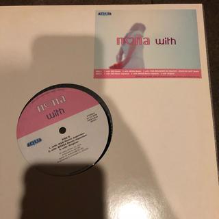 新品 未使用 12インチ nona - with(R&B/ソウル)