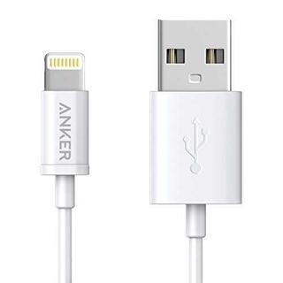 【激安特価♪】Anker USBケーブル ホワイト(その他)