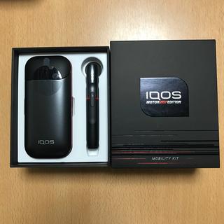 アイコス(IQOS)のIQOS モーターエディション(タバコグッズ)