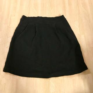 マーキーズ(MARKEY'S)のtsumori様専用 マーキーズ JIPPON ストレッチタックスカート M 黒(スカート)