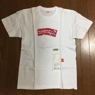 Supreme - supreme ギャルソン コラボ tシャツ