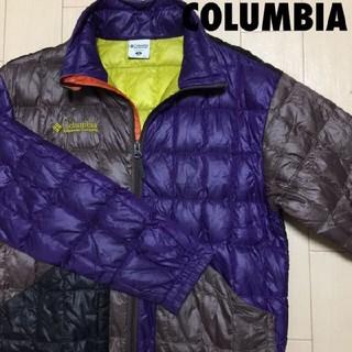 コロンビア(Columbia)の#1703 colombia コロンビア クレイジーパターン ナイロンジャケット(ナイロンジャケット)