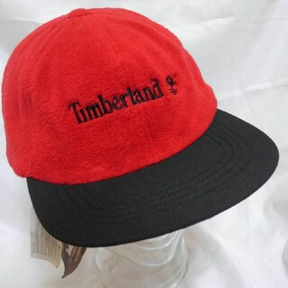 ティンバーランド(Timberland)のTimberland 2カラー フリース キャップ デッドストック 90(キャップ)