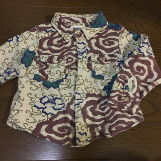 オシャレホンポ(御洒落本舗)の和柄 シャツ(ジャケット/上着)