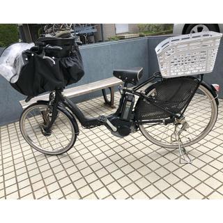 子供乗せ電動自転車アンジェリーノ!(自転車本体)
