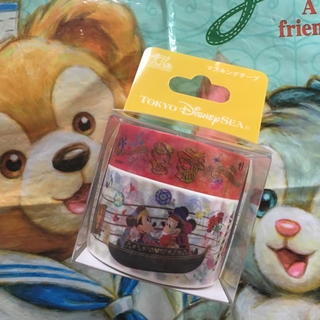 Disney - ディズニーシー 17周年 マスキングテープ