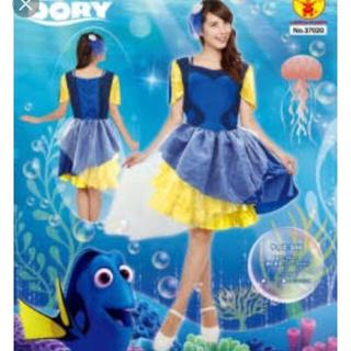 ディズニー(Disney)のドリー🐟仮装ドレス(衣装)