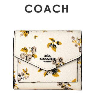 COACH - coach 折りたたみ財布