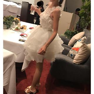 二次会ドレス(ウェディングドレス)