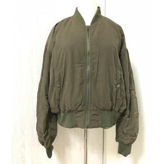 JEANASIS - MA-1ジャケット