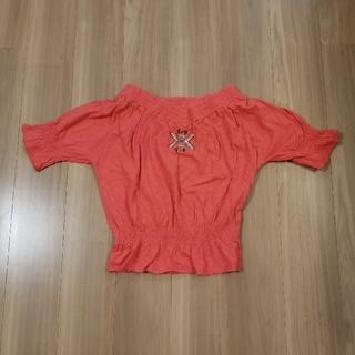 アバンリリー(Avan Lily)のAvanlily オルテガ刺繍オフショルトップス (シャツ/ブラウス(半袖/袖なし))