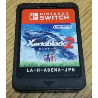 ニンテンドースイッチ(Nintendo Switch)のゼノブレイド2(家庭用ゲームソフト)