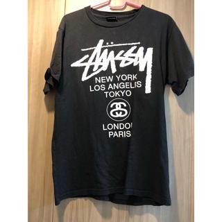 ステューシー(STUSSY)のSTUSSYTシャツ(Tシャツ/カットソー(半袖/袖なし))