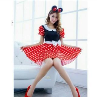 ディズニー(Disney)のミニーの仮装(衣装)