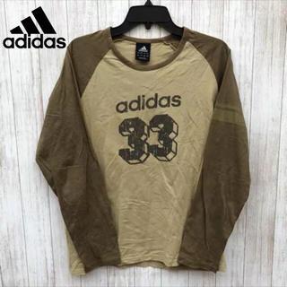 アディダス(adidas)のアディダス Tシャツ (Tシャツ/カットソー(七分/長袖))