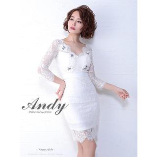 アンディ(Andy)のandy ドレス (ミニドレス)