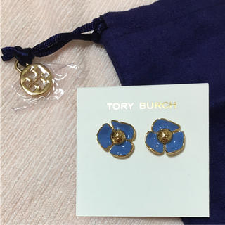 Tory Burch - 新品未使用 トリーバーチ お花ピアス