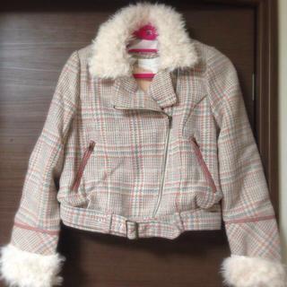 リズリサ(LIZ LISA)のLIZLISA♡ライダースジャケット(ライダースジャケット)