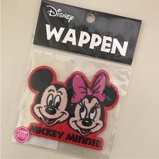 Disney - 新品 ワッペン