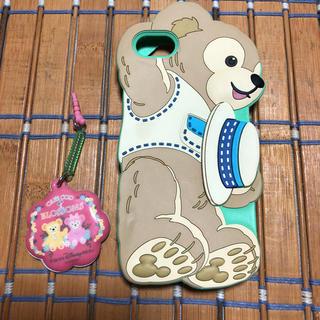 Disney - ダッフィーiPhone5/5sケース