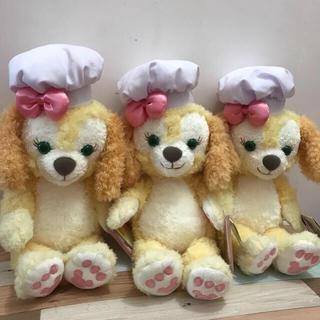 ダッフィー - 【再入荷】香港ディズニーランド限定 クッキー Sサイズ ぬいぐるみ