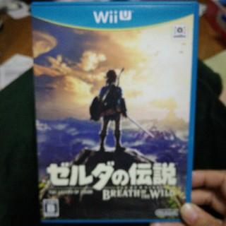 Wii U - ゼルダの伝説 ブレス オブ ザ ワイルド