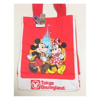 Disney - ディズニーランド 復刻 25周年 バッグ