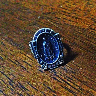 マウジー(moussy)のMoussy マリアモチーフリング(リング(指輪))