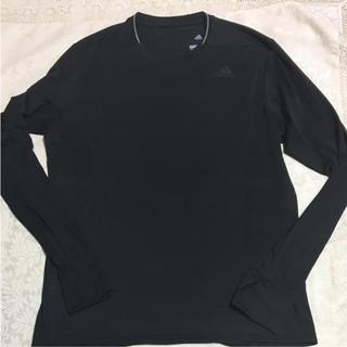 adidas - 新品未使用  アディダス  長袖シャツ  Lサイズ
