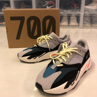 アディダス(adidas)のYeezy 700 wave runner(スニーカー)