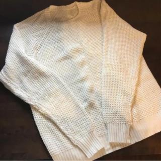 GU - 新品 未使用 超美品 ニット セーター