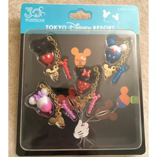 Disney - ディズニーランド 30周年 スマホピアス 未使用