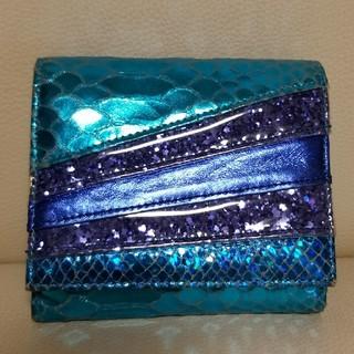 アッシュアンドダイアモンド(ASH&DIAMONDS)のアッシュアンドダイアモンド折財布(財布)