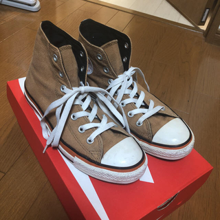 CONVERSE - CONVERSE All Star ndebeleハイカット