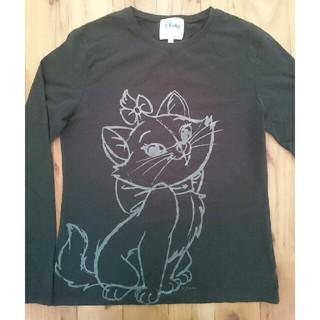 ディズニー(Disney)のディズニー マリーちゃん カットソー(Tシャツ(長袖/七分))