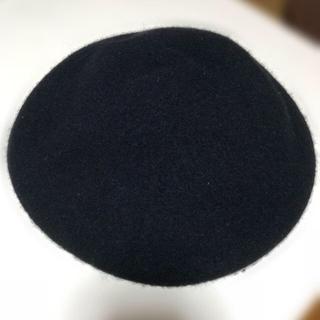 GU - ベレー帽 黒
