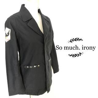 アイロニー(IRONY)のSo much. irony ジャケット (テーラードジャケット)
