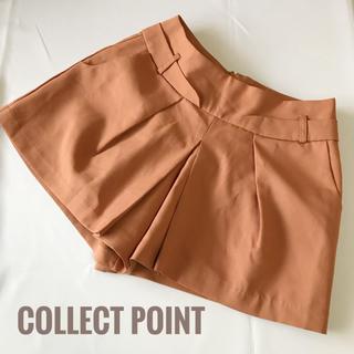 コレクトポイント(collect point)のコレクトポイント XSサイズ ショートパンツ(ショートパンツ)