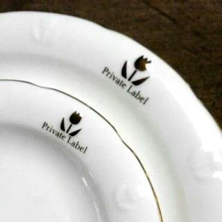 プライベートレーベル(PRIVATE LABEL)のプライベートレーベル プレートセット(食器)