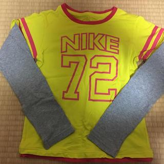 ナイキ(NIKE)のナイキ140センチ女の子(Tシャツ/カットソー)