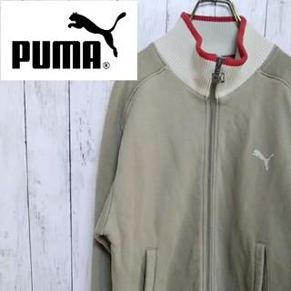プーマ(PUMA)の[90s]PUMA トラックジャケット ヒットユニオン ワンポイントロゴ(ジャージ)