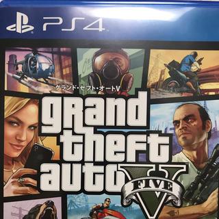 プレイステーション4(PlayStation4)のグランド・セフト・オートV(家庭用ゲームソフト)
