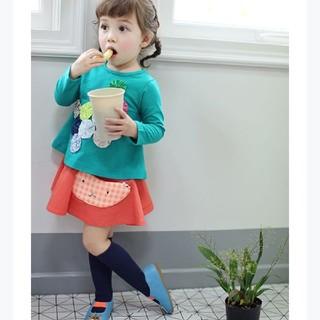 アニカ(annika)のannika*ねこねこスカート(100cm位)(スカート)