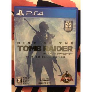 プレイステーション4(PlayStation4)のライズ オブ ザ トゥームレイダー PS4(家庭用ゲームソフト)