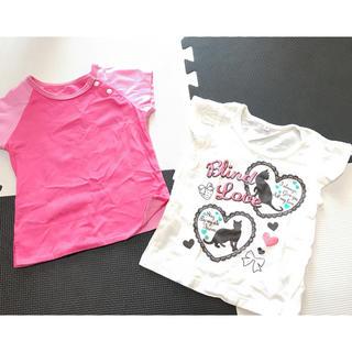 シマムラ(しまむら)の子供服.まとめ売り(Tシャツ/カットソー)