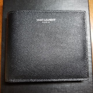 サンローラン(Saint Laurent)のSAINT LAURENT Measures approx 財布(折り財布)
