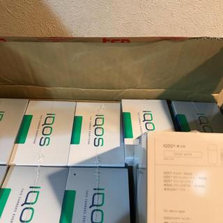 アイコス(IQOS)のアイコス新品本体62個 @7950 送料無料(タバコグッズ)