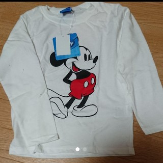 ディズニー(Disney)のミッキー ロンT(Tシャツ/カットソー)